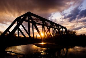 Art Effects - Bridge-High-River