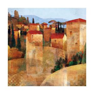 Art Effects - Tuscan-Hillside