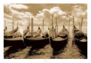 Art Effects - Venice-Gondolas
