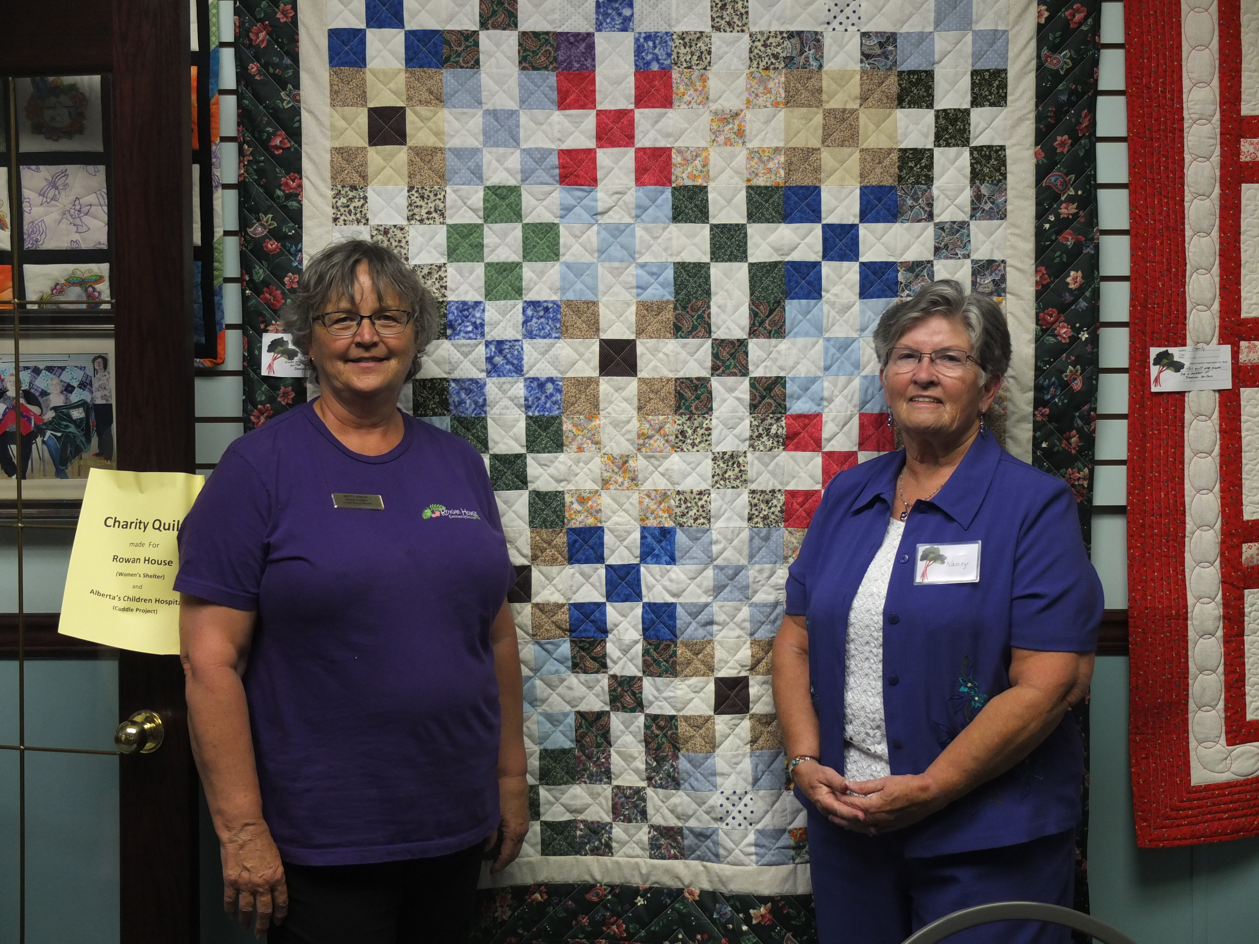 _quilt by Nancy Neufeld donated to Rowan House 2016DSCF5319