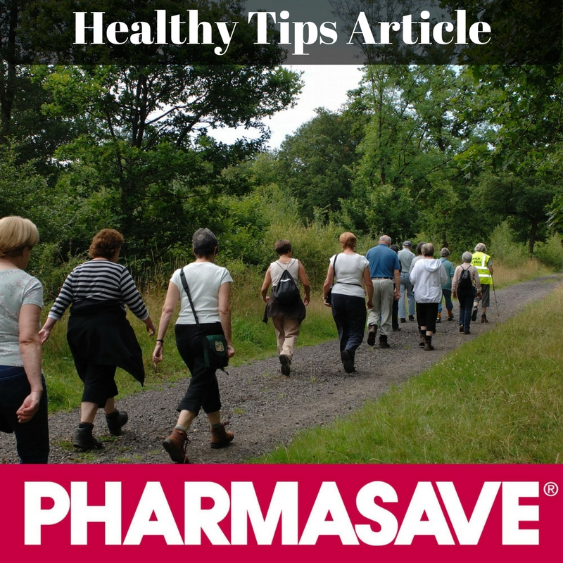 Healthy Hints from Pharmasave: Preventing Strokes