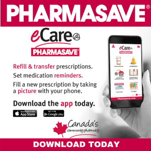 Pharmasave Mobile App Saves You Time