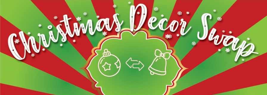 Christmas Decor Swap